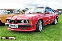 1989 BMW 635 Csi - G635 VBJ