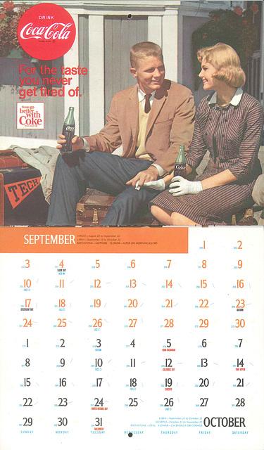 Coke SeptOct 1967