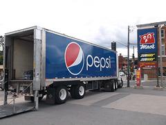 Pepsi & Subway.
