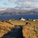 Udrigle Farmstead, Wester Ross, Scottish Highlands