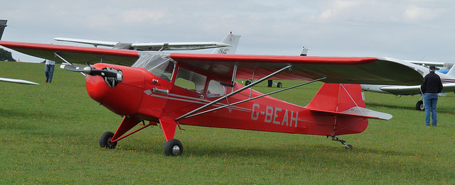 Auster 5J2 Arrow G-BEAH