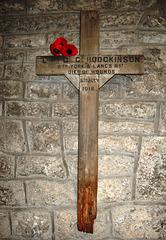 Hodgkinson Memorial, Hathersage, Derbyshire