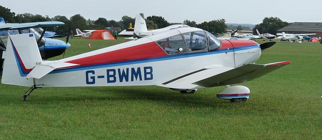 Jodel D119 G-BWMB