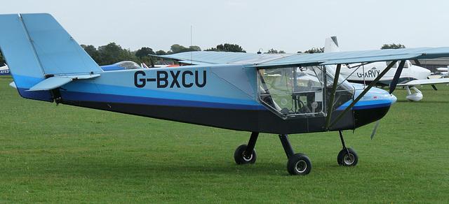 Rans S6-116 Coyote II G-BXCU