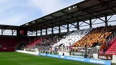 Awaysupport FC St. Pauli at Ingolstadt