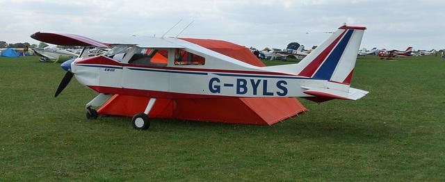 Bede BD-4 G-BYLS
