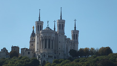 L'église de Fourviere...!