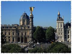 De la Place du Chatêlet