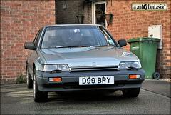 1986 Honda Accord EX 2.0i - D99 BPY