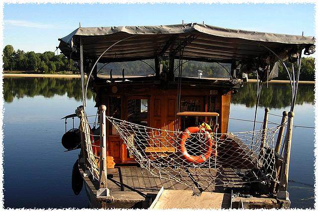 Les bords de la Loire dans le Maine et  Loire