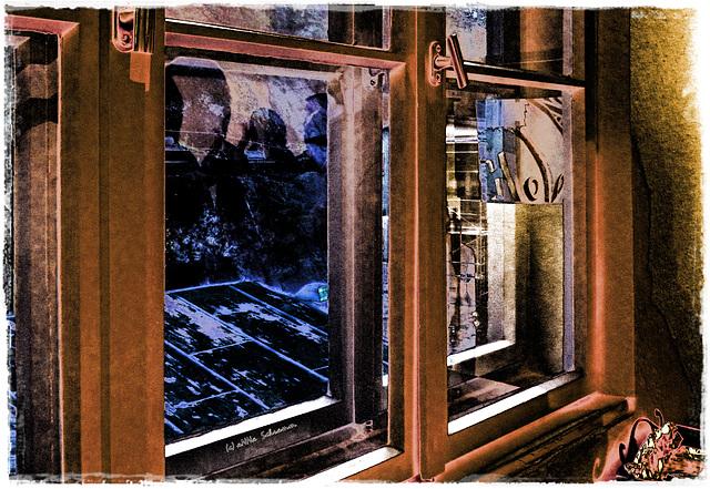 Fenster-Spiegelung