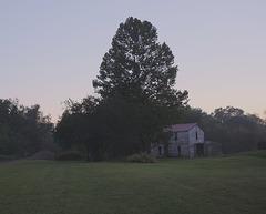 Summer's last sunset
