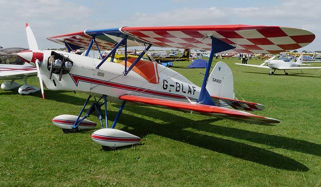 V-Star SA900 G-BLAF