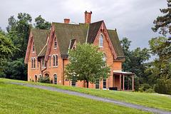 Pettibone House – Wells College, Aurora, New York