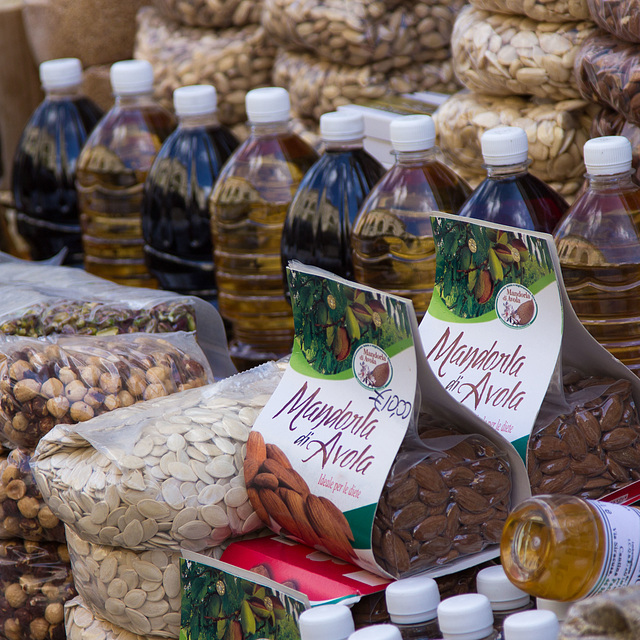 Sizilianische Produkte