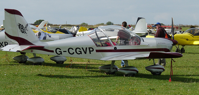 Aerotechnik EV-97 Eurostar G-CGVP