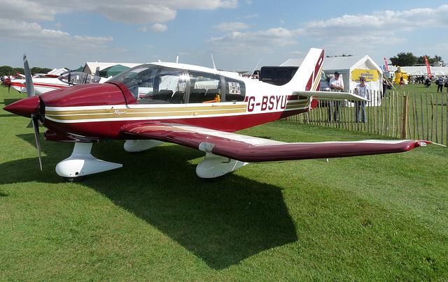 Robin DR400/180 Regent G-BSYU