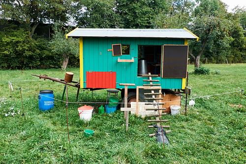 Hühnerhaus am Dottenfelder Hof