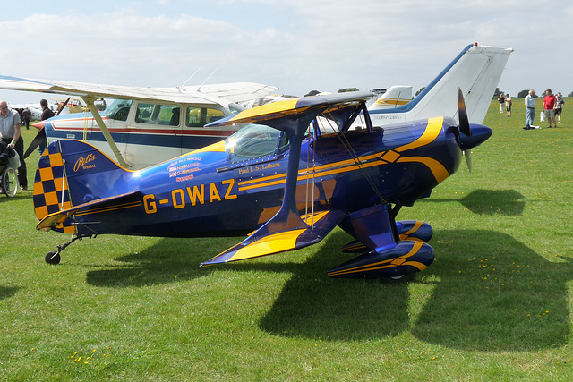 Pitts S-1C (Modified) Special G-OWAZ