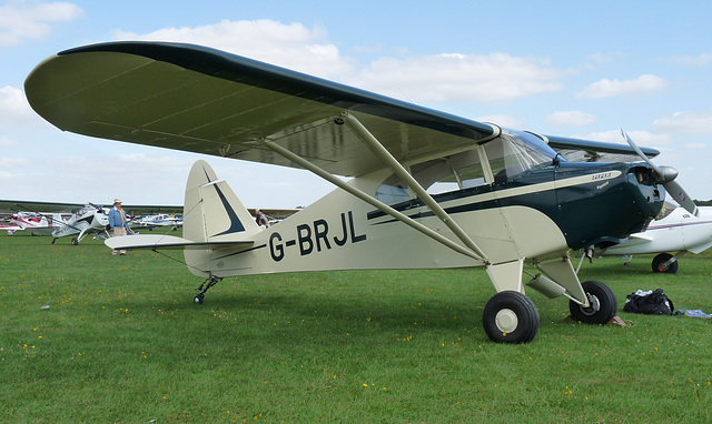 Piper PA-15 Vagabond G-BRJL