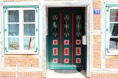 Tür in Ostfriesland