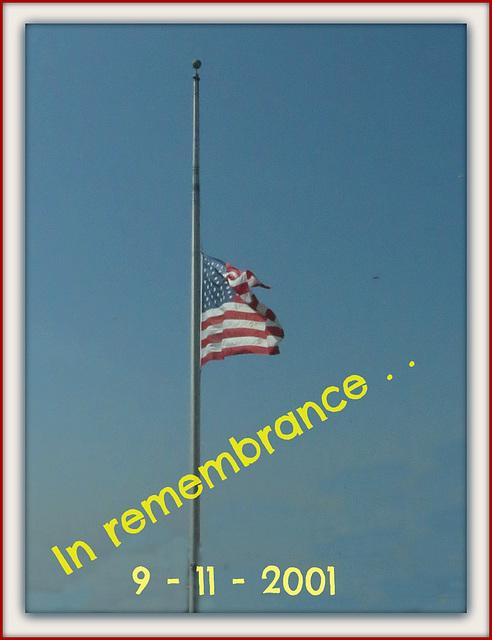 -  2001 September 11