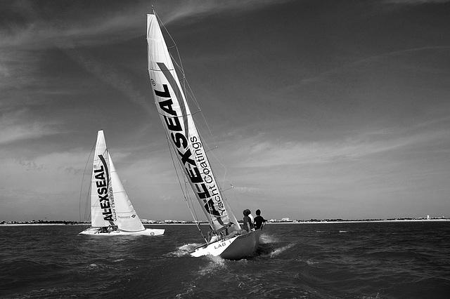 L'America's Cup à La Rochelle  [27 septembre 2013]