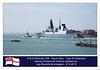 HMS Defender D36 leaving Portsmouth Harbour - 31.5.2013