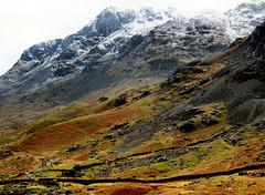 Grisedale valley, Cumbria. (Explored)
