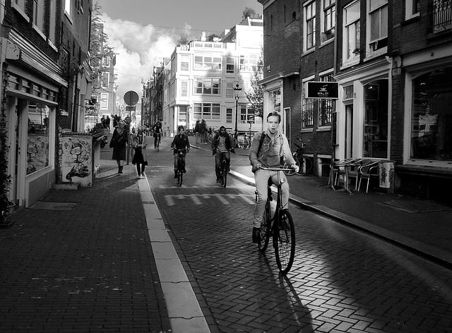 De 9 Straatjes / Amsterdam