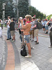 DNC Sunday - War Protest