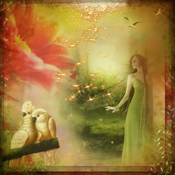 l'inspiration se trouve dans l'amour de la nature car elle n'est que pureté donne sans compter, ainsi que tous les éléments indispensables à notre planète