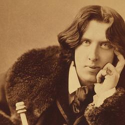 Oscar Wilde, 1884