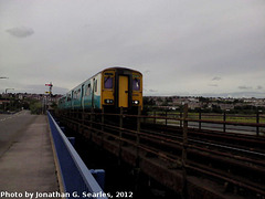 Arriva #150281, Barry Island, Glamorgan, Wales (UK), 2012