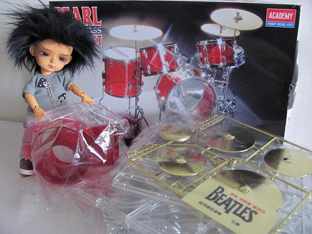 Drums?