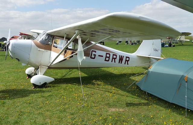 Aeronca 11AC Chief G-BRWR