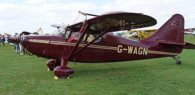 Stinson 108-3 G-WAGN