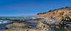 Pacific coast south of San Simeon