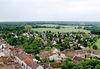 Panoramique de Bombon