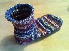 1st hubby sock size 9.5 (stl45)
