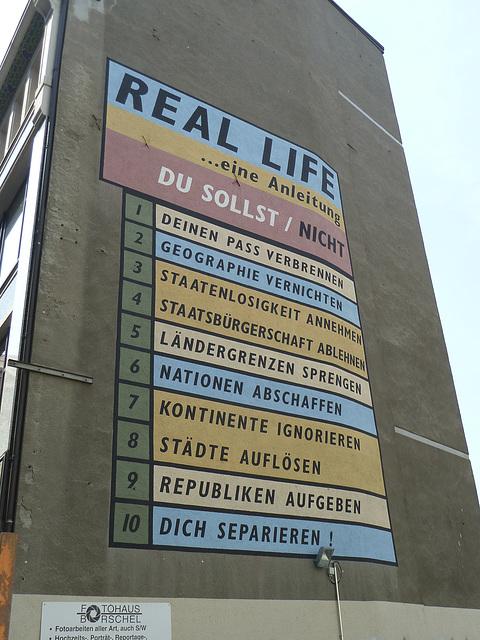 Leipzig 2013 – Real Life