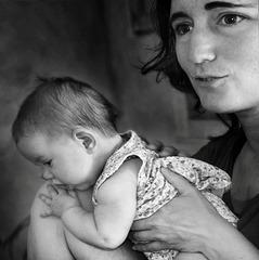 La mère et l'enfant