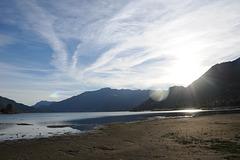 20° und Sonne - Lago di Como