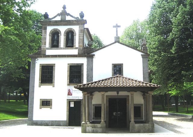 Braga, Chapel of São João da Ponte
