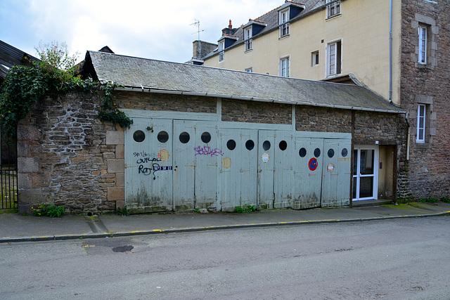 Dinan 2014 – Garages