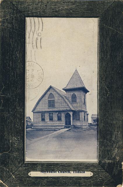 Methodist Church, Tisdale