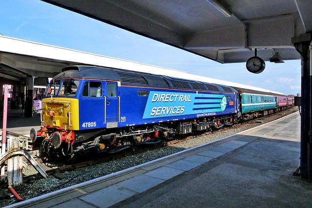 Charter to Blackpool