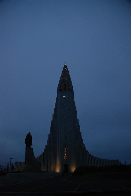 Last Day in Reykjavik