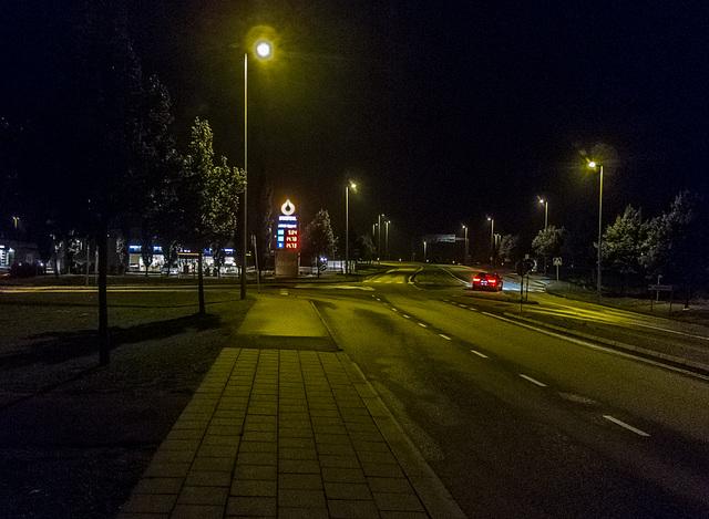(Almost) Empty street
