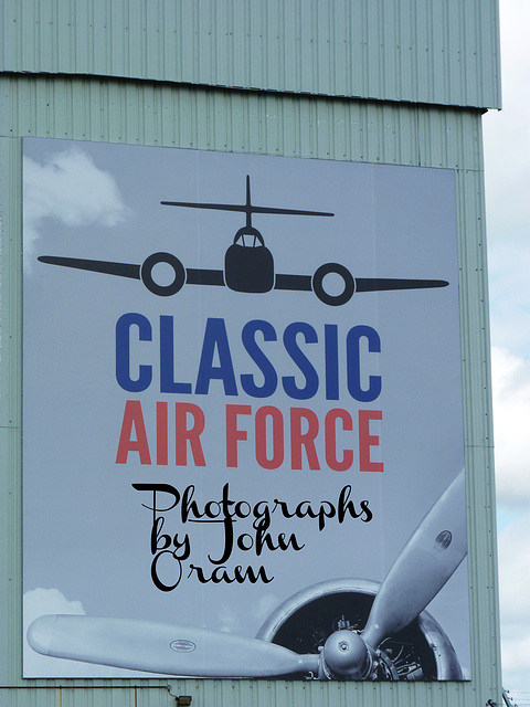 Classic Air Force (1) - 14 September 2013
